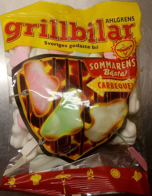 Chamallows à griller 250g - Product - sv