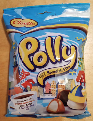 Polly for a Swedish Fika - Product - sv