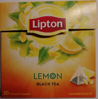 Le mon Black Tea - Producto