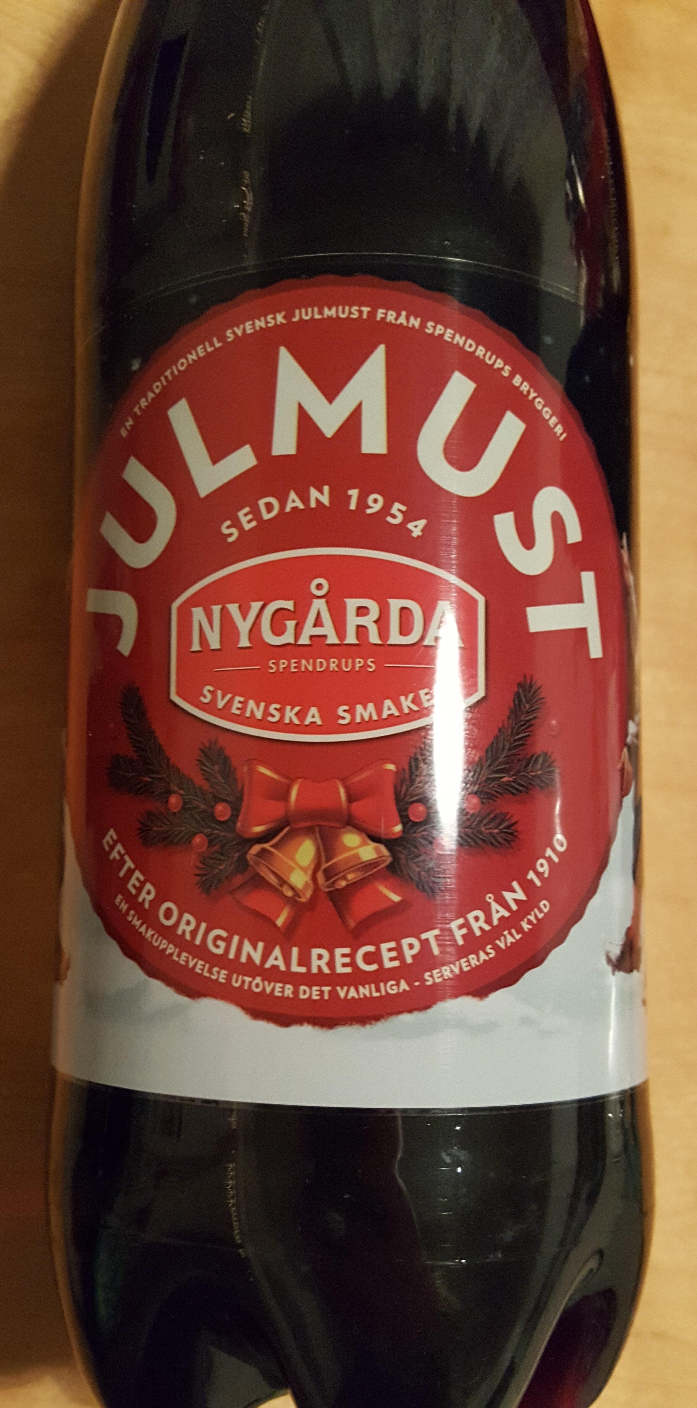 Julmust - Produit - sv