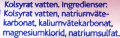 Loka Naturell - Ingrédients - sv