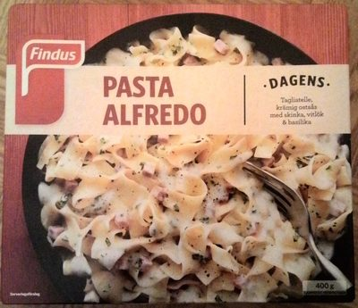 Findus Dagens Pasta Alfredo - Product