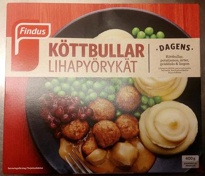 Findus Dagens Köttbullar - Product