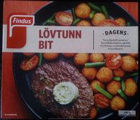 Findus Dagens Lövtunn bit - Product