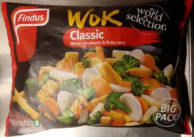Findus World Selection Wok Classic Big Pack - Produit - sv