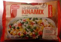 Findus Simplicity vår klassiska Kinamix - Produit - sv