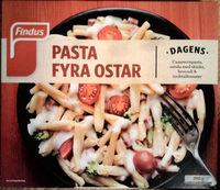 Findus Dagens Pasta fyra ostar - Product