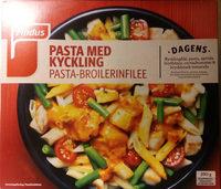Findus Dagens Pasta med kyckling - Produit