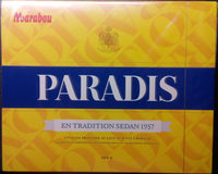 Marabou Paradis - Product