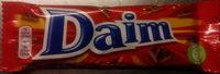Daim Chokolade 28g - Produit - sv