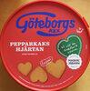 Göteborgs Pepparkakshjärtan - Product