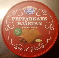 Göteborgs Pepparkakshjärtan - Produit - sv