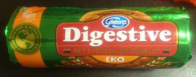 Kex, Digestive, Eko - Product - sv