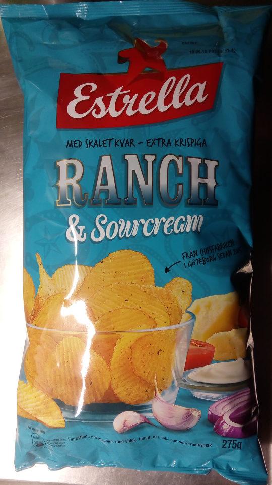 Estrella Ranch & Sourcream - Product