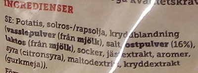 Estrella Julost - Ingredients