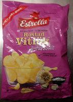 Estrella Rostad Vitlök & Havssalt - Produit - sv