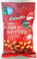 Salta Jordnötter - Produit - sv