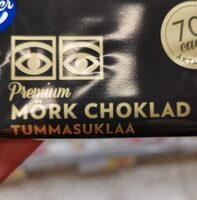 Mörk choklad - Product - en