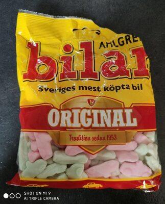 Ahlgrens Bilar Chewy Candy Cars - Produit