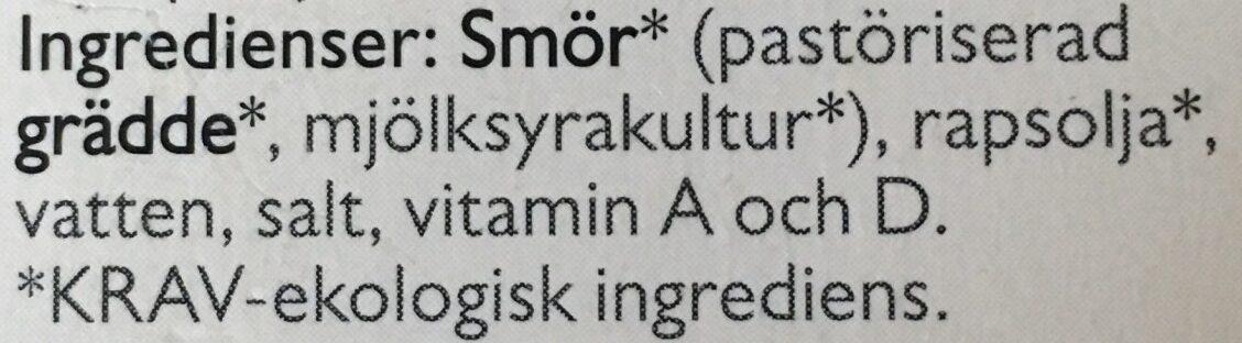 Bregott - Ingredients