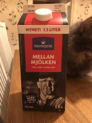 Mellanmjölken - Product - sv