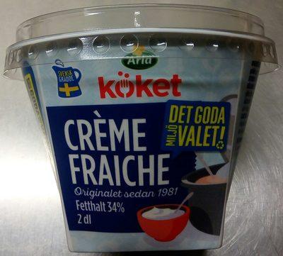 Arla Köket Crème Fraiche - Produit