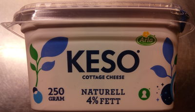 KESO Cottage Cheese Naturell - Product
