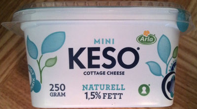 KESO Cottage Cheese Mini Naturell - Product