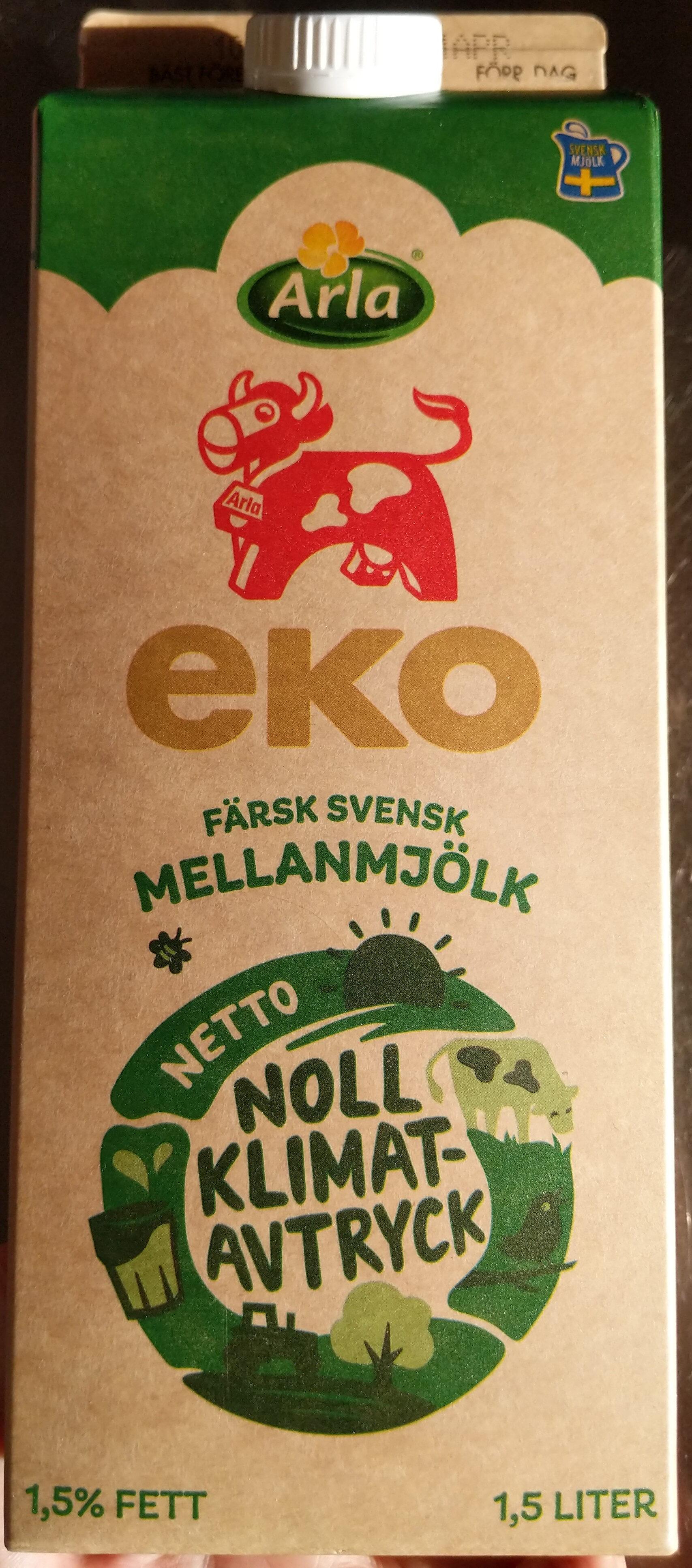 Mjölk - Product - sv