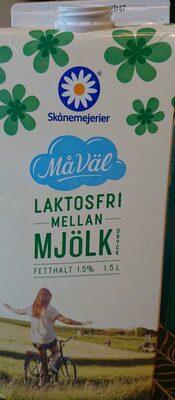 Laktosfri mellanmjölk - Product - sv