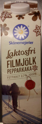Skånemejerier Laktosfri Filmjölk Pepparkaka - Produit