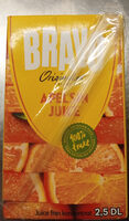Bravo Originalet Apelsinjuice - Produit - sv