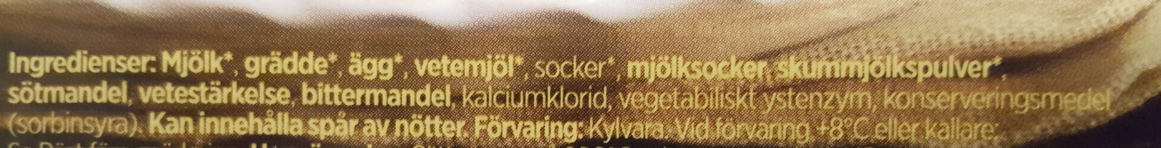 Frödinge Ostkaka - Ingredients