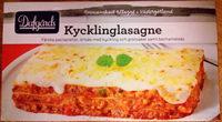 Dafgårds Kycklinglasagne - Product