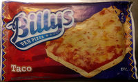 Billys Pan Pizza Taco - Produit