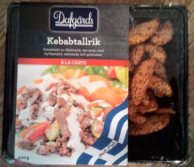 Dafgårds À la carte Kebabtallrik - Produit