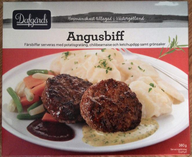 Dafgårds Angusbiff - Product