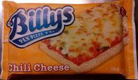 Billys Pan Pizza Chili Cheese - Produit - sv