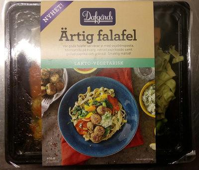 Dafgårds Ärtig falafel - Product