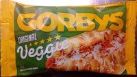 Gorbys Original Veggie - Product