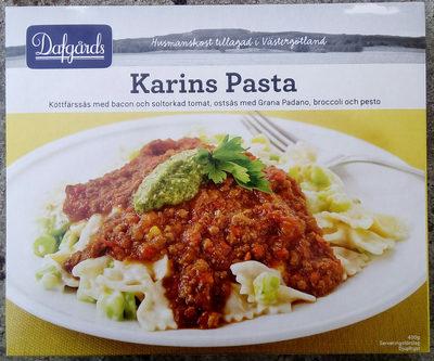 Dafgårds Karins Pasta - Produit