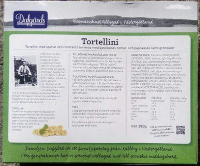 Dafgårds Tortellini - 2