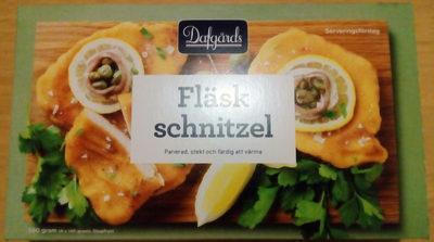Dafgårds Fläskschnitzel - Produit