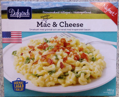 Dafgårds Worlds best Mac & Cheese - Produit