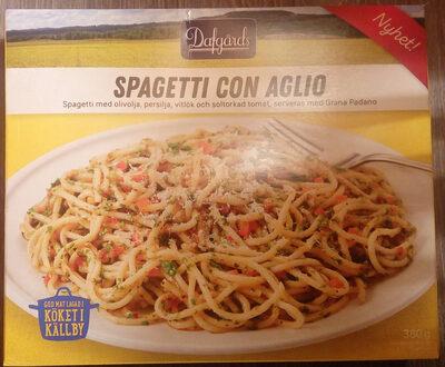 Dafgårds Spagetti Con Aglio - Produit - sv