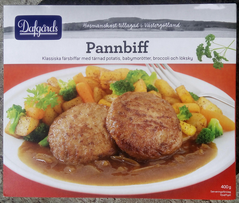 Dafgårds Pannbiff - Produit