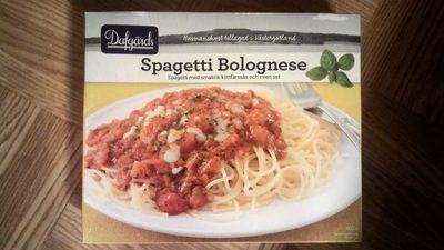 Dafgårds Spagetti Bolognese - 2