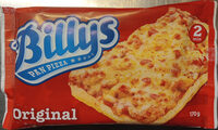 Billys Pan Pizza Original - Produit - sv