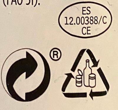 Eldorado Tunfisk i Vann - Instruction de recyclage et/ou informations d'emballage - en