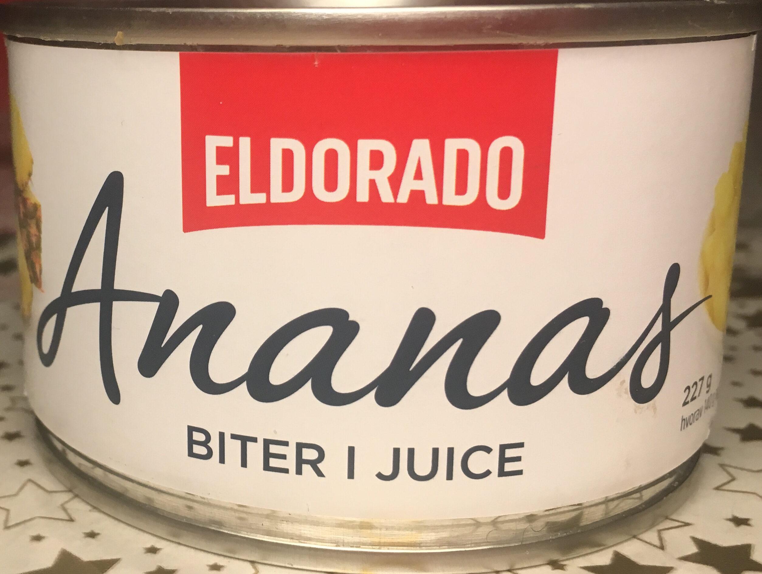 Ananas Biter i Juice - Produit - nb